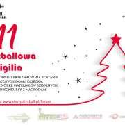 11. Wigilia Paintballowa – biorąc udział wspierasz dom dziecka!