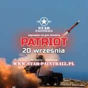 Patriot – scenariuszowa gra otwarta