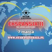 Ekspansja II – amatorski turniej paintballowy bez udziału publiczności